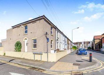 Thumbnail 4 bed end terrace house for sale in Railway Street, Gillingham, Kent, .