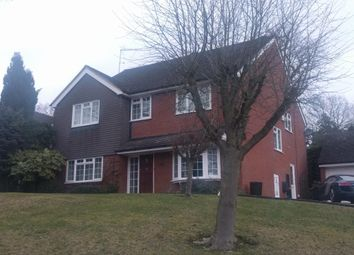 Thumbnail 5 bedroom detached house to rent in Fringewood Close HA6,