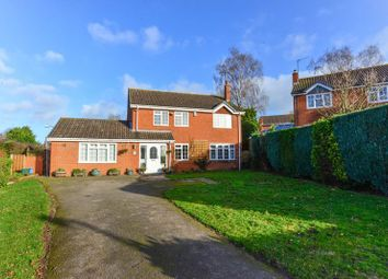 Thumbnail 5 bed detached house for sale in Corbet Drive, Adderley, Market Drayton