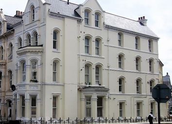 Thumbnail 1 bed flat to rent in Clifton Terrace, Douglas, Isle Of Man