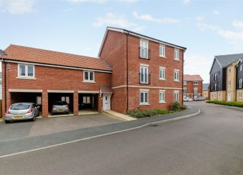 Thumbnail 2 bed flat for sale in The Crescent, Taverham Road, Drayton, Norwich