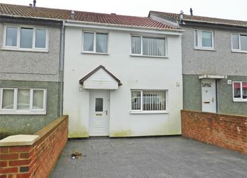 Thumbnail 2 bed terraced house for sale in Hambleton Road, Coundon, Bishop Auckland, Durham