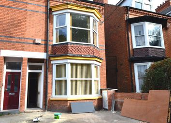Thumbnail 3 bedroom flat to rent in Uppingham Road, Leicester