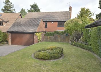Thumbnail 4 bedroom detached house for sale in Egdean Walk, Sevenoaks, Kent