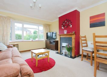 Thumbnail 2 bed maisonette for sale in Fairways, Weyhill, Andover