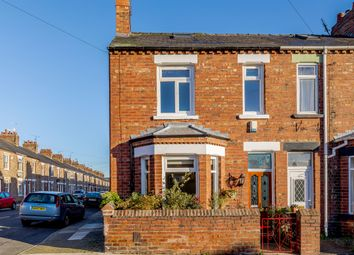 Thumbnail 3 bed terraced house for sale in Beresford Terrace, York, North Yorkshire