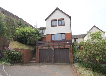 Thumbnail 5 bed detached house for sale in Windsor Close, Newton Abbot