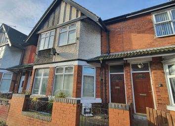 Thumbnail 3 bed terraced house for sale in Grosvenor Street, Scunthorpe