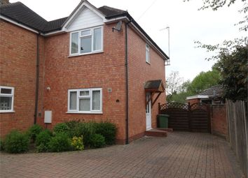 Thumbnail 2 bedroom end terrace house to rent in Newbury Road, Worcester