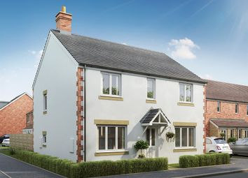"""Thumbnail 4 bedroom detached house for sale in """"The Chedworth """" at Townsend Road, Witney"""