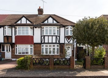 Thumbnail 3 bed semi-detached house for sale in Cardinal Avenue, Kingston Upon Thames