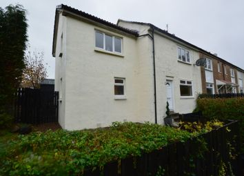Thumbnail 3 bed terraced house for sale in Milton Road, Kilbirnie, North Ayrshire