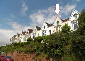 Thumbnail 6 bedroom terraced house for sale in Richmond Road, Uplands, Swansea