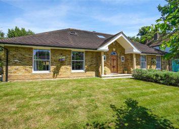 Thumbnail 5 bed detached house for sale in Churchfields Avenue, Weybridge, Surrey
