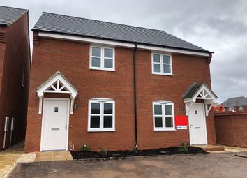 Thumbnail 2 bed semi-detached house for sale in Park Lane, Castle Donington, Derby