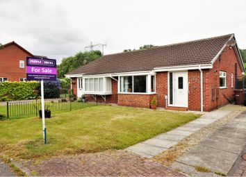 Thumbnail 1 bed bungalow for sale in The Croft, Hull