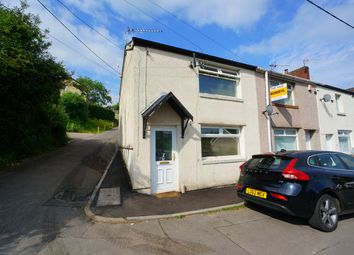 Thumbnail 2 bed end terrace house for sale in Mount Pleasant Road, Risca, Newport