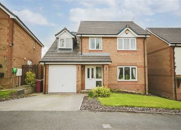 Thumbnail 4 bed detached house for sale in Spinning Avenue, Guide, Blackburn