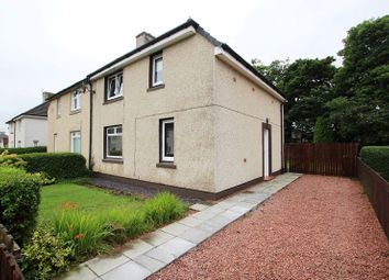 Thumbnail 4 bed semi-detached house for sale in West Avenue, Uddingston, Glasgow