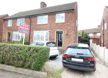 Thumbnail 3 bed semi-detached house for sale in Dadley Road, Carlton-In-Lindrick, Worksop