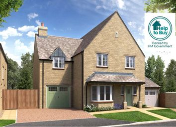 Thumbnail 4 bed detached house for sale in 25 The Claydon Deanfield Grange, Milton Road, Shipton-Under-Wychwood, Oxfordshire