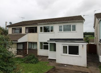 Thumbnail 4 bed semi-detached house for sale in Penbryn, Lampeter