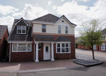 Thumbnail 4 bedroom detached house for sale in Dorothy Adams Close, Cradley Heath