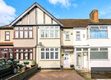 Thumbnail 3 bed terraced house for sale in Uplands Road, Woodford Bridge