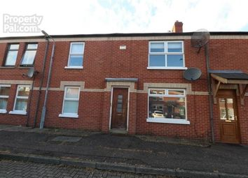 Thumbnail 3 bed terraced house to rent in Parkmore Street, Belfast