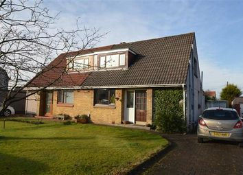Thumbnail 4 bed semi-detached house for sale in Poplar Drive, Lenzie