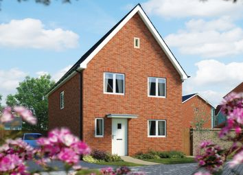 "Thumbnail 4 bedroom detached house for sale in ""The Salisbury"" at Fordham Road, Soham, Ely"