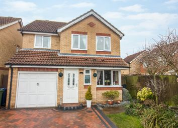 Thumbnail 4 bed detached house for sale in Cypress Close, March