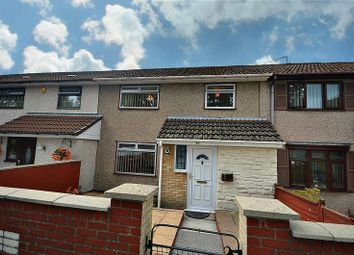 Thumbnail 3 bed terraced house for sale in Croeswen, Oakfield, Cwmbran