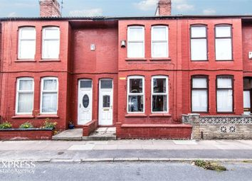 Thumbnail 3 bed terraced house for sale in Thornton Road, Bootle, Merseyside