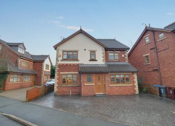 4 bed detached house for sale in Sevenoak Grove, Tarbock Green, Prescot, Merseyside L35
