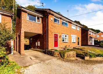 Thumbnail 4 bedroom semi-detached house for sale in Riverside Drive, Stoneclough, Manchester, Greater Manchester