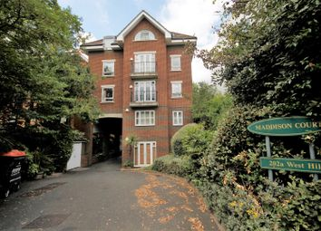 Thumbnail 2 bed flat for sale in 202A West Hill, Putney