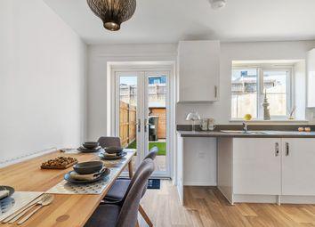 Thumbnail 2 bedroom terraced house for sale in French Furze Road, Blackawton