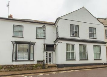 Thumbnail 2 bedroom flat for sale in The Square, North Tawton, Devon