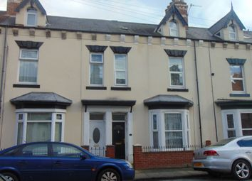 Thumbnail 3 bedroom terraced house for sale in Alderson Street, Hartlepool