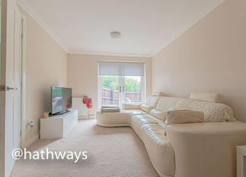 Thumbnail 1 bed flat for sale in Tramway Close, Nr. Ty Canol, Cwmbran