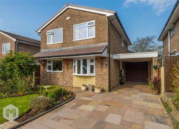 Thumbnail 4 bed detached house for sale in Bradshaw Meadows, Bradshaw, Bolton, Lancashire