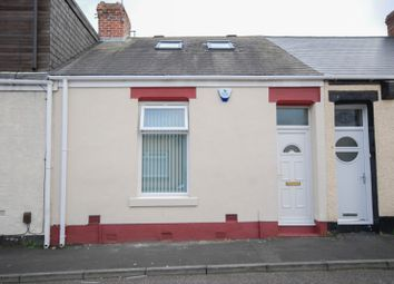 Thumbnail 2 bed cottage for sale in Tanfield Street, Sunderland