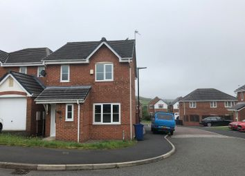 Thumbnail 3 bed detached house to rent in Farrington Close, Bacup