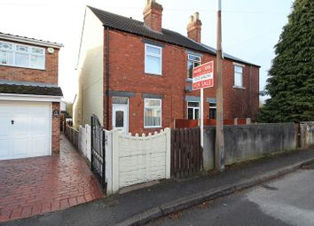 Thumbnail 3 bed terraced house for sale in North Street, Pinxton, Nottingham