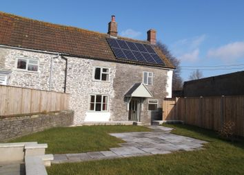 Thumbnail 3 bed cottage to rent in Church Lane, Evercreech, Shepton Mallet