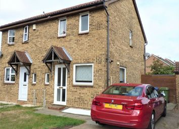Thumbnail 2 bed semi-detached house to rent in Hambrook Walk, Sittingbourne, Kent