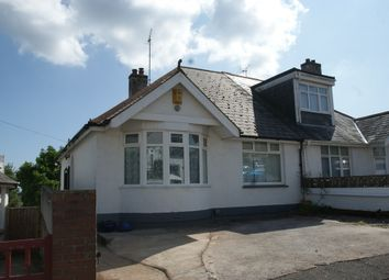 Thumbnail 2 bed semi-detached bungalow for sale in Baymount, Paignton
