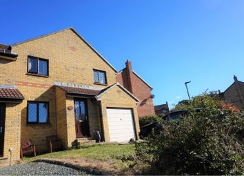 Thumbnail 3 bed semi-detached house for sale in Sylvan Avenue, East Cowes