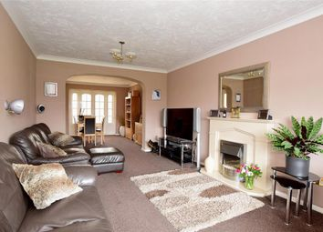 Thumbnail 4 bed detached house for sale in Western Road, Sompting, Lancing, West Sussex